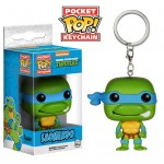 Pocket Pop! Keychain: TMNT - Leonardo