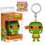 Pocket Pop! Keychain: TMNT - Michelangelo