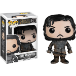 Pop! TV: Game Of Thrones - Jon Snow Castle Black Muddy