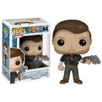Pop! Games: Bioshock - Booker DeWitt With Skyhook