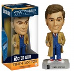 Bobblehead 18cm: Dr Who - 10th Doctor