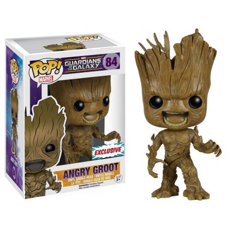Pop! Marvel: Guardians Of The Galaxy - Angry Groot