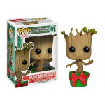 Pop! Marvel: Guardians Of The Galaxy - Dancing Groot Holiday
