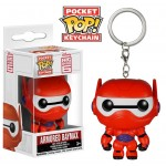 Pocket Pop! Keychain: Disney - Armored Baymax