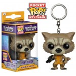 Pocket Pop! Keychain: Guardians Of The Galaxy - Rocket Raccoon