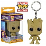 Pocket Pop! Keychain: Guardians Of The Galaxy - Groot