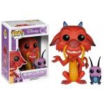 Pop! Disney: Mulan - Mushu and Cricket