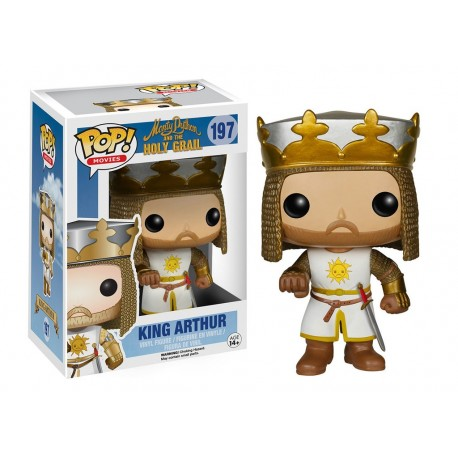 Pop! Movies: Monty Python And The Holy Grail - King Arthur
