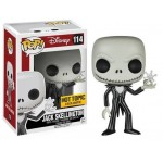 Pop! Disney: Nightmare Before Christmas - Jack With Snowflake