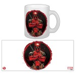 Mug - Deadpool - The Merc 300ml