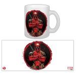 Mug - Deadpool - The Merc 300ml
