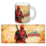 Mug - Deadpool - The Insufferable 300ml