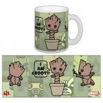 Mug - Gardiens De La Galaxie - Baby Groot Kawai 300ml