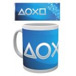 Mug - Playstation - Silver Buttons 290ml