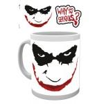 Mug - The Dark Knight - Joker: Why So Serious? 290ml