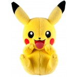 Peluche - Pokemon - Pikachu Hands on cheeks 22cm