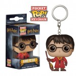 Pocket Pop! Keychain: Harry Potter - Harry Potter Quidditch