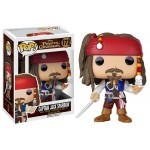 Pop! Disney: Pirates Of The Carribean - Jack Sparrow