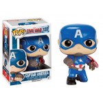 Pop! Marvel: Captain America 3 - Captain America Action Pose