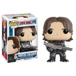 Pop! Marvel: Captain America 3 - Winter Soldier