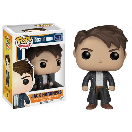 Pop! TV: Doctor Who - Jack Harkness