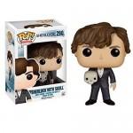 Pop! TV: Sherlock - Sherlock With Skull