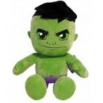Peluche - Marvel - Hulk 20cm