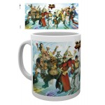 Mug - Street Fighter 5 - Characters 290ml