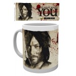 Mug - The Walking Dead - Daryl Needs You 290ml