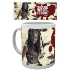 Mug - The Walking Dead - Michonne 290ml