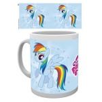 Mug - My Little Pony - Rainbow Dash Burst 290ml