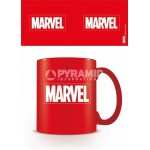 Mug - Marvel - Red Logo 315ml