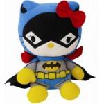 Peluche - DC Comics - Hello Kitty Batman 17cm