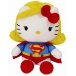 Peluche - DC Comics - Hello Kitty Superman 17cm