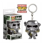 Pocket Pop! Keychain: Fallout - Power Armor