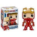Pop! Marvel: Captain America 3 - Unmasked Iron Man