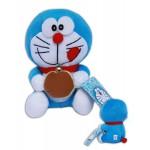 Peluche - Doraemon - Doraemon Donut 25cm