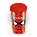 Travel Mug - Marvel Spiderman - Face 340ml
