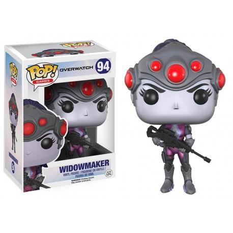 Pop! Games: Overwatch - Widowmaker