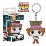 Pocket Pop! Keychain: Alice In Wonderland - Mad Hatter