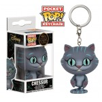 Pocket Pop! Keychain: Alice Through The Looking Glass - Chessur