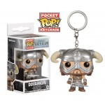Pocket Pop! Keychain: Skyrim - Dovahkiin
