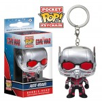Pocket Pop! Keychain: Captain America 3 - Ant-Man