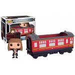 Pop! Rides: Hogwarts Express Car With Hermione Granger