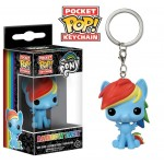 Pocket Pop! Keychain: My Little Pony - Rainbow Dash