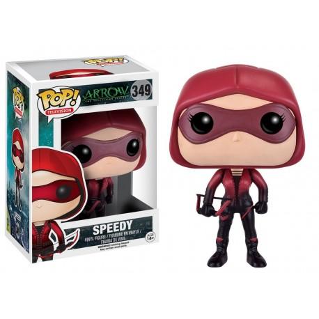 Pop! TV: Arrow - Speedy With Bow