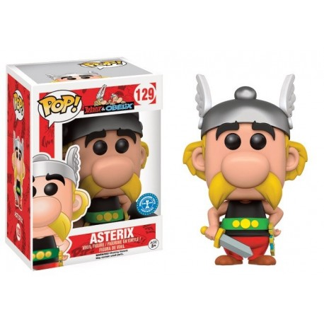 Pop! Animation: Asterix & Obelix - Asterix