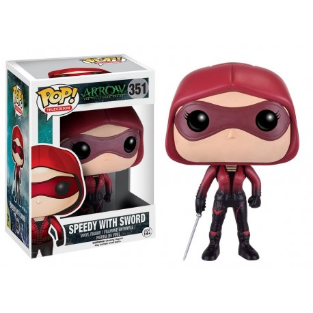Pop! TV: Arrow - Speedy With Sword