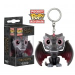 Pocket Pop! Keychain: Game Of Thrones - Drogon