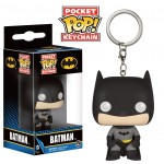Pocket Pop! Keychain: DC Comics - Black Batman